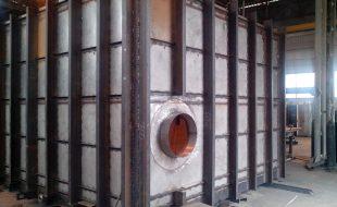 Ёмкость из нержавеющей стали для резервного водоснабжения