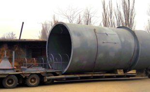 Бункер пневмотранспорта