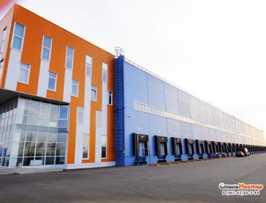 19 Логистический центр ЕврАзЭС (г. Краснодар, ул. Западный обход)