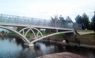 Арочный мост (Краснодарский край, ст Выселковская) _1