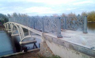 Арочный мост (Краснодарский край, ст Выселковская) _2