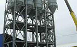 Силосные башни