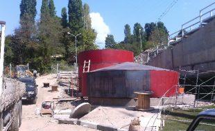 Стальные емкости и резервуары3